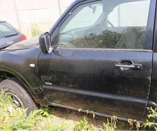 Drzwi przednie lewe Mitsubishi Pajero III 2004 r