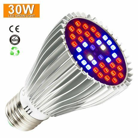 E27 LED Grow para Plantas