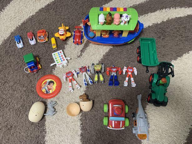 Продается пакет игрушек