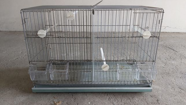 Viveiro aves pequeno porte