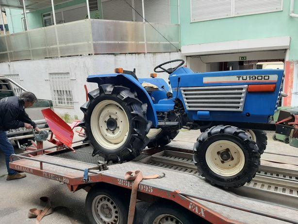 Tractor iseki 21 cv