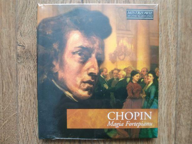 Płyta CD Fryderyk Chopin Magia Fortepianu Mistrzowie muzyki klasycznej