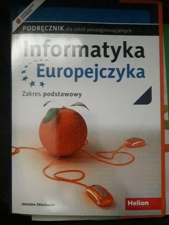 Sprzedam podręczniki Informatyka Europejczyka zakres podstawowy