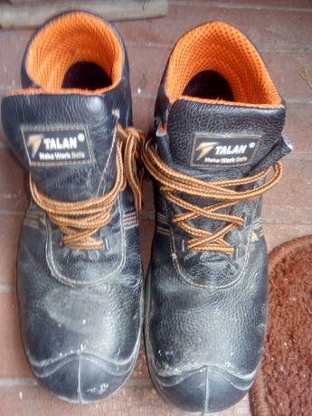Рабочие ботинки б/у 39 разм.