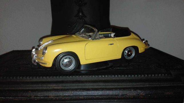 Miniatura Porsche 356 B Cabriolet