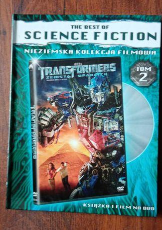 Film NA DVD- Transformers 2