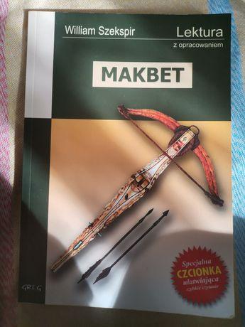 Lektura Makbet z opracowaniem
