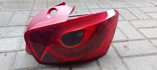 Lampa Prawy Tył Seat Ibiza 6j 5 drzwi Wkład
