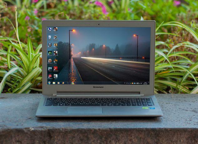 Мощный Тонкий Игровой Ноутбук Lenovo Z510 Core i5 8GB 1000GB 740M