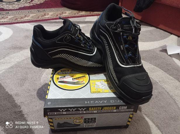 Захисні черевики Safety Jogger