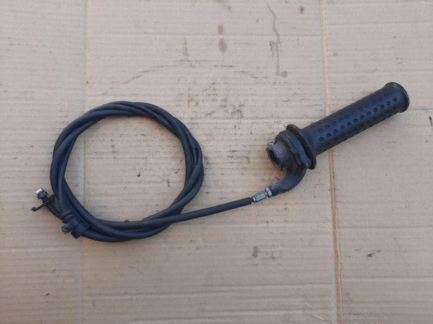 Rolgaz linka gazu piaggio x8 125