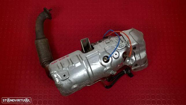 Filtro de Particulas 1.6 114cv - AV61-5H270-RC [Volvo V60 (155,157)]