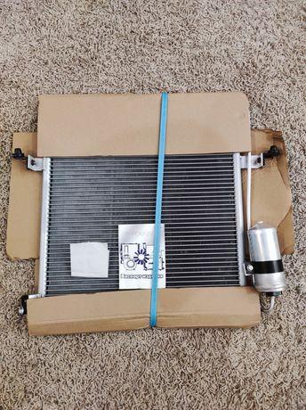 Радиатор кондиционера Mitsubishi L200