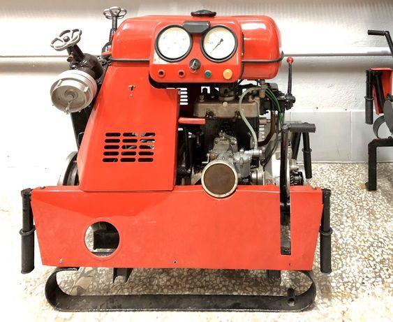 Motopompa strażacka po5