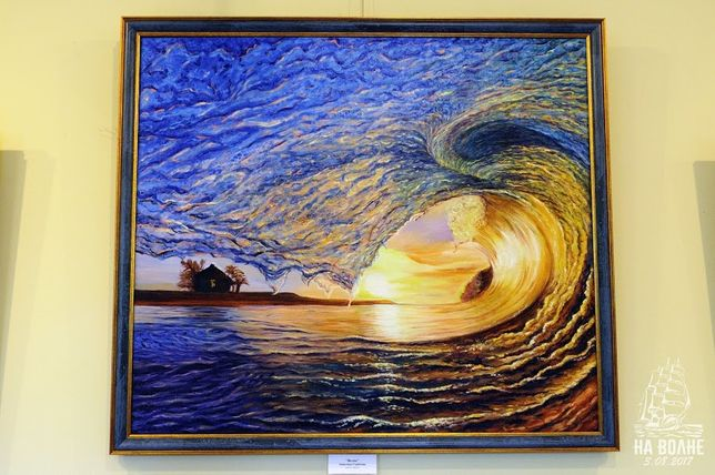 Картина живопись маслом