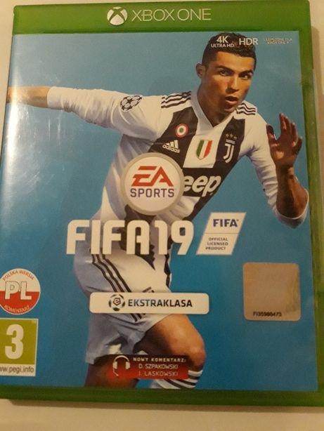 Fifa 19 2019 PL XBOX ONE *KR
