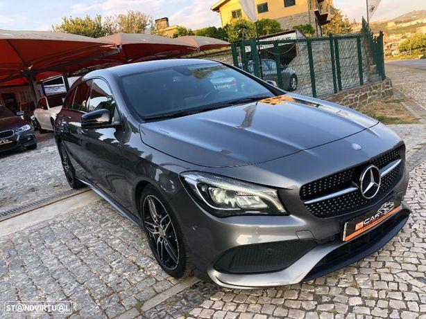 Mercedes-Benz CLA 180 d AMG Line