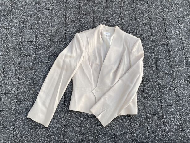 Komplet marynarka żakiet spódnica 42 XL