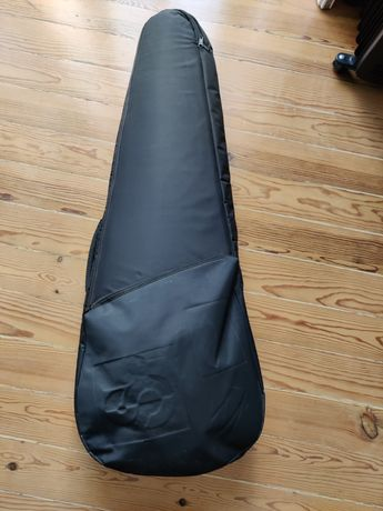 Capa de guitarra elétrica (almofadada)