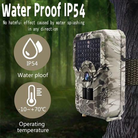 Câmara de caça Pr200 16MP prova de água SELADA
