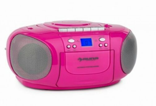 Boombox CD/MP3 AUNA