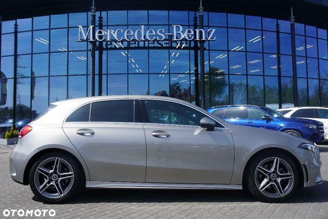 Mercedes-Benz Klasa A Mercedes Benz A200 W177 Kamera Cofania MBUX...