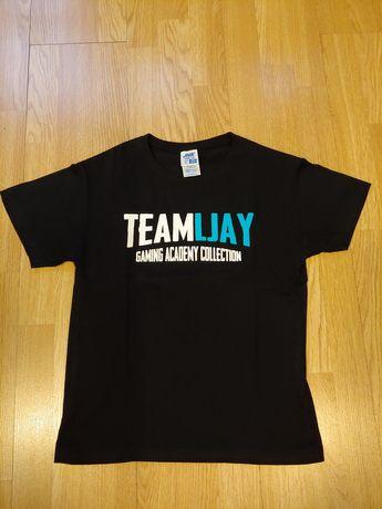 Koszulka TEAM LJAY Gaming Academy Collection 9-11 lat 146