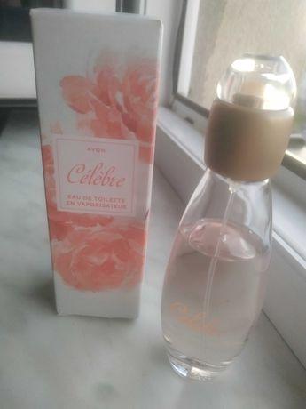 Perfumy Celebre Avon kwiatowe słodkie owocowe różowe woda toaletowa