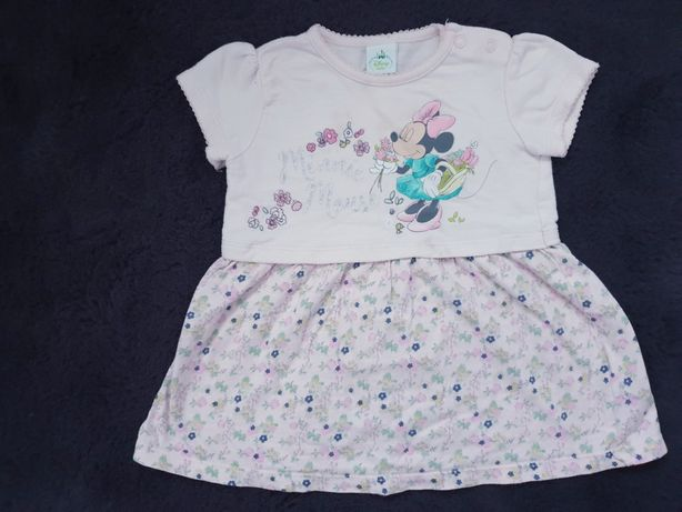 Sukienka Disney baby 6-9 miesięcy