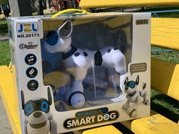 Интерактивная собака робот, щенок питомец