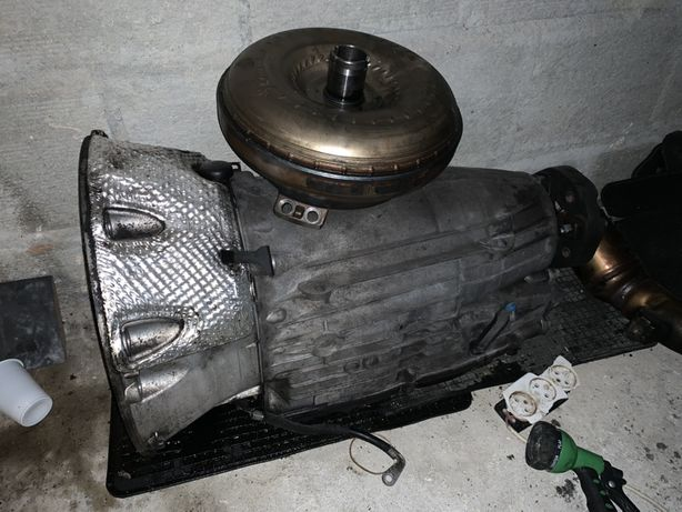 Mercedes CLS320 Cdi C219 Caixa De Velocidades Transmissão Aut