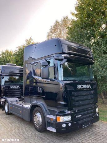 Scania R450  Scania R450 Mega Idealny Stan