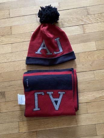 Комплект Шапка и шарф Armani Junior