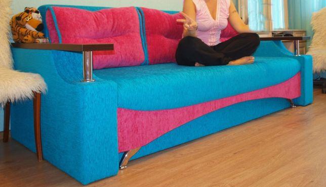 Мягкий диван для зала\спальни