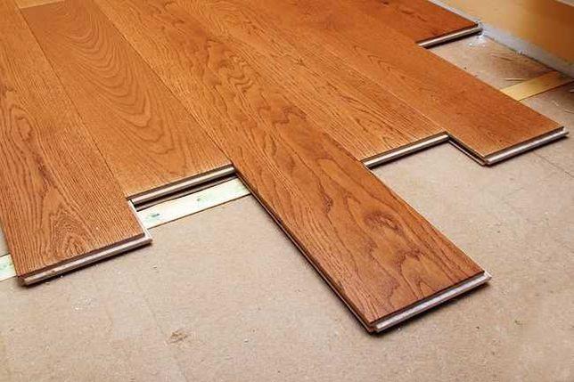 Montaż układanie paneli podłogowych ściennych, remonty płyty gk.