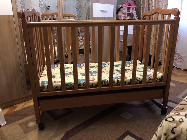 Детская кроватка Верес Соня ЛД