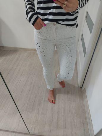 Spodnie rurki ZARA 34