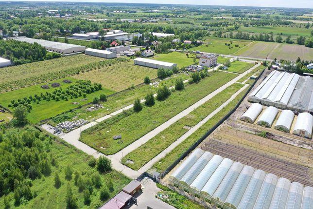 Działka 16 800 m², Wólka Kosowska, Jabłonowo, Piaseczno