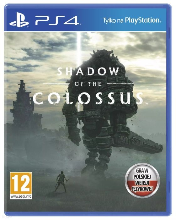 Shadow of the Colossus PS4 Kraków - image 1
