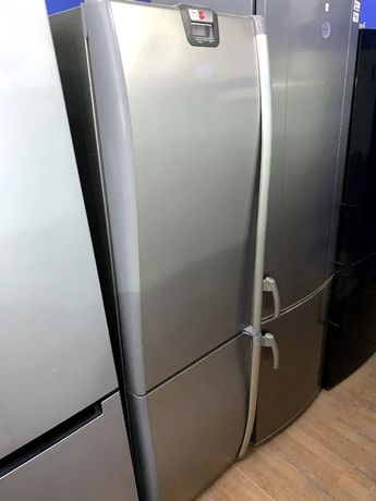 Холодильник Hoover срібний 180:60:60см. Безкоштовна доставка* Гарантія