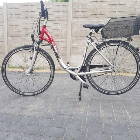 Rower miejski KTM