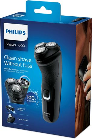 Електробритва PHILIPS Shaver Series 1000 S1231/41
