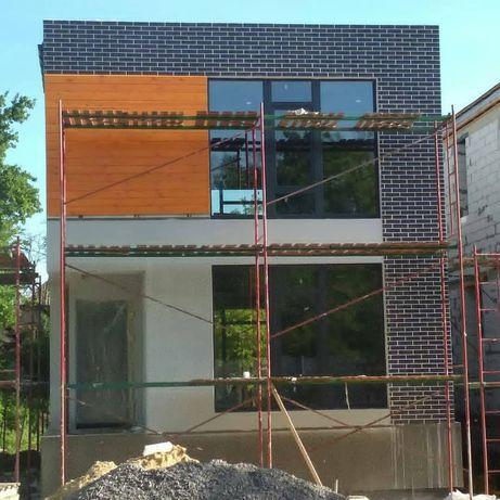 Фасадные работы/Утепление фасада/Отделочные работы/Строительство