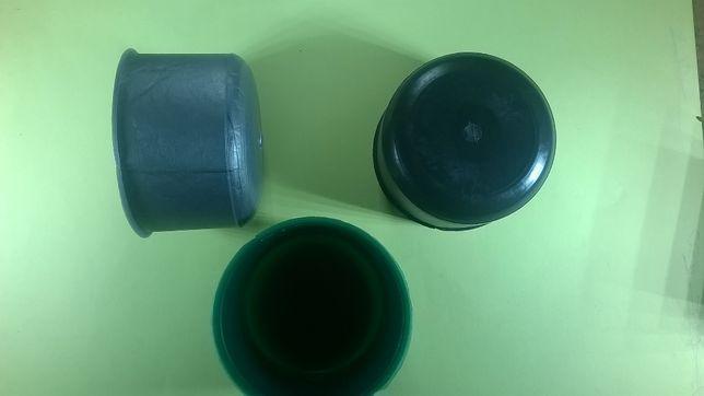 Kapsel nasadka Zaślepka zatyczka nakładka na rurę 60 mm