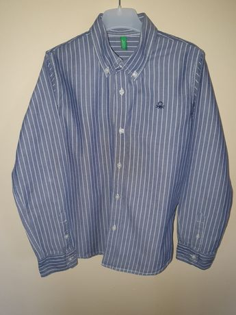 Camisa Menino 8-9 anos 140 cm Benetton