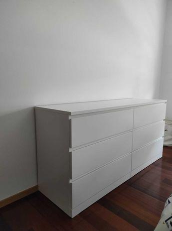 Comoda 6 gavetas IKEA