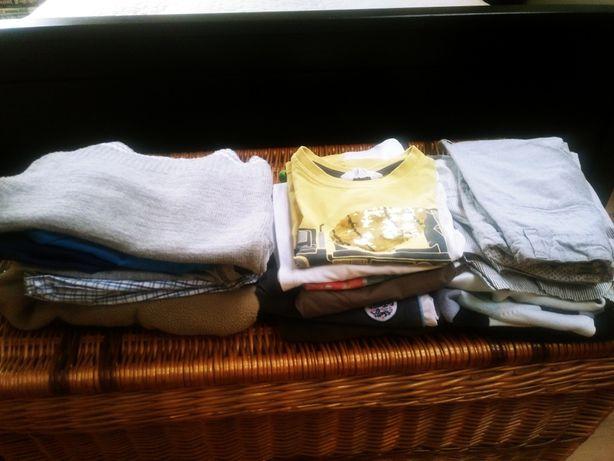 REZERWACJA Rozm. 110- ubrania dla chłopca