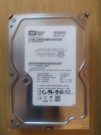 Жорсткий диск WD 250Гб