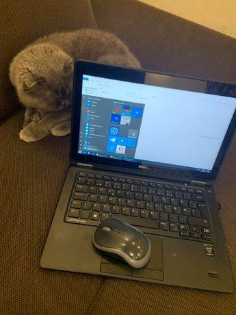 """Ноутбук 12.5"""" Dell E7250 I7-5600U,RAM 16GB,SSD 256GB, IPS сенсорный"""