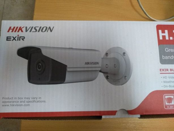 IP видеокамера Hikvision DS-2CD2T43G0-I8 (2.8 ММ) 4 Мп